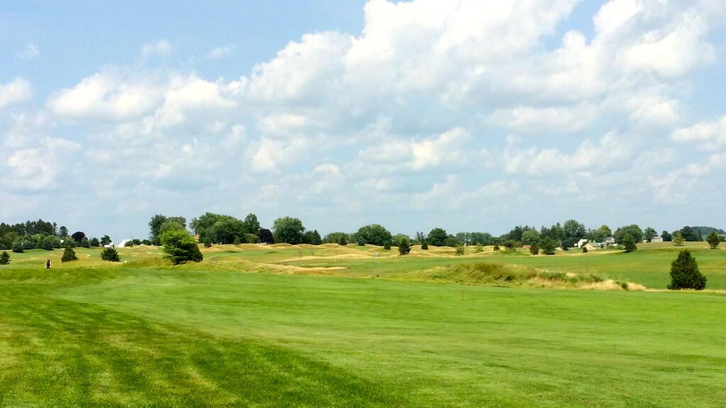 woodbine bend golf course