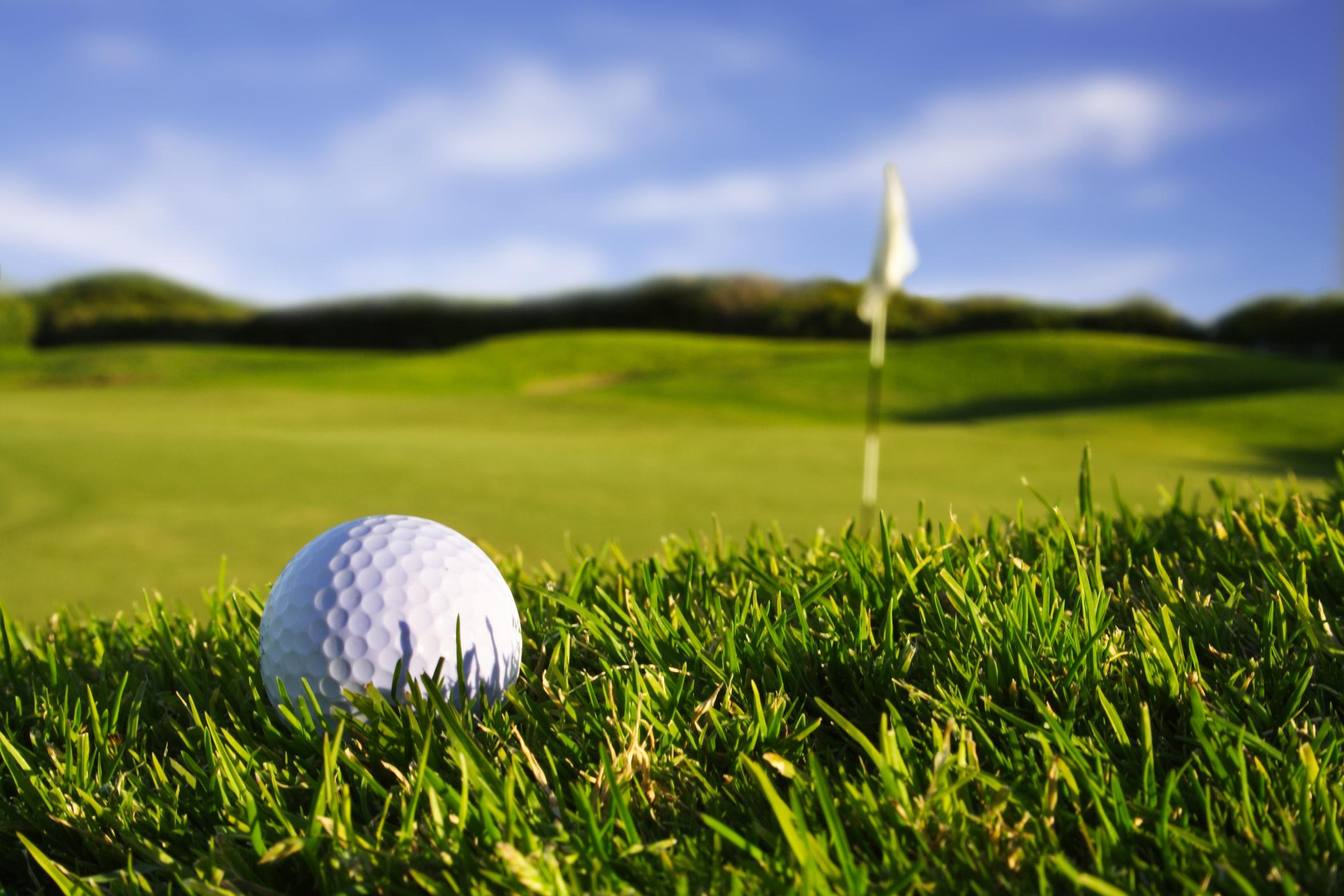 organic golf