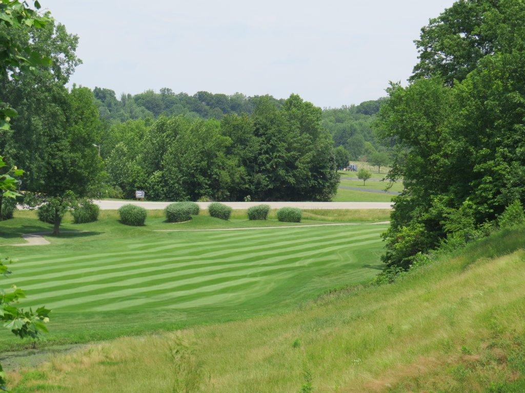 organic golf course