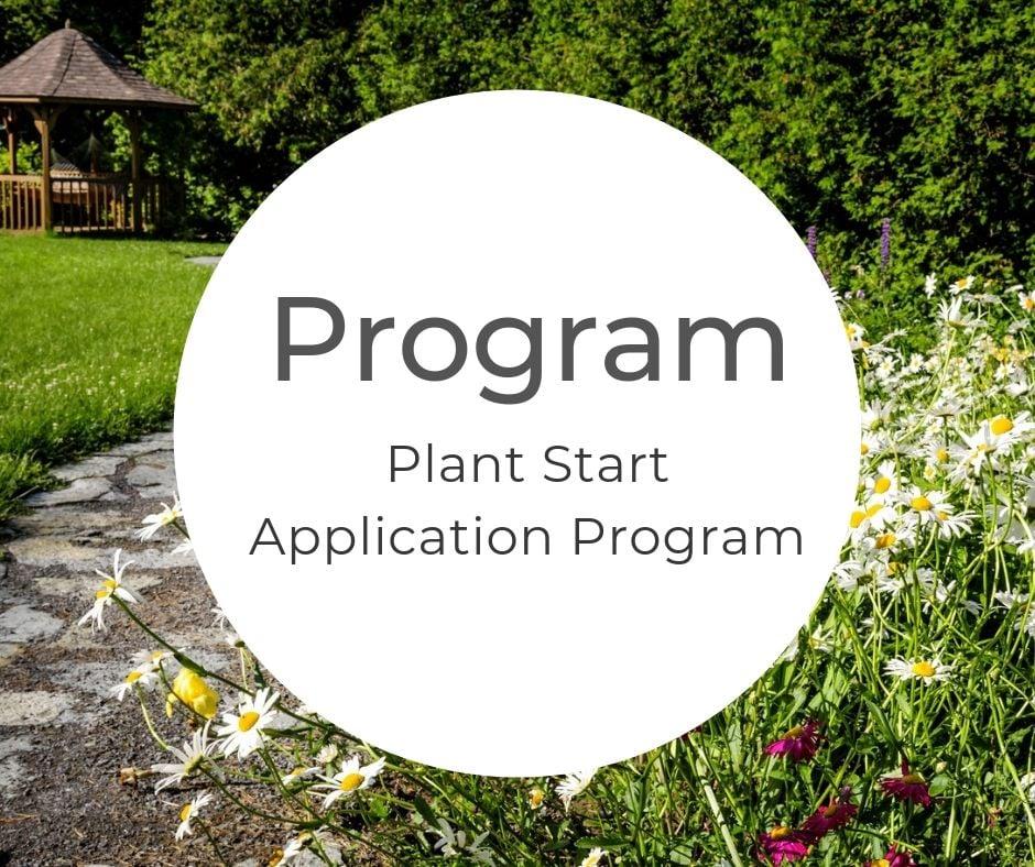 Plant Start Program