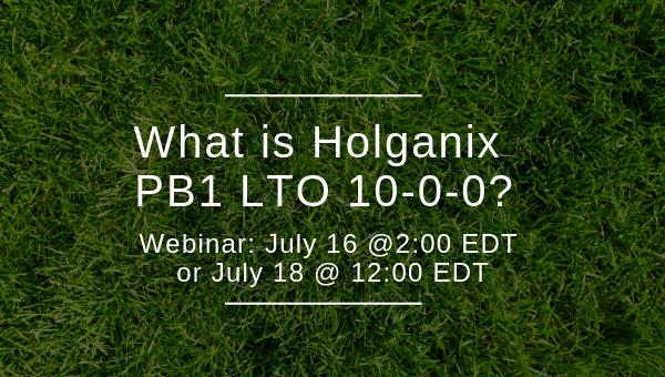 Holganix pb1 lto webinar
