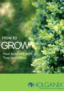 tree and shrub marketing