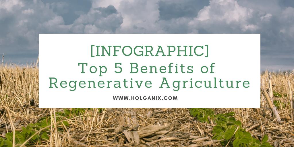 Regenerative Agriculture Benefits