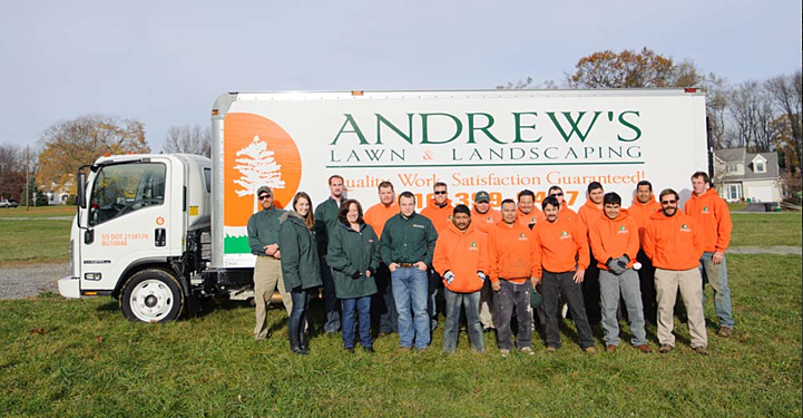 andrews lawn and landscaping