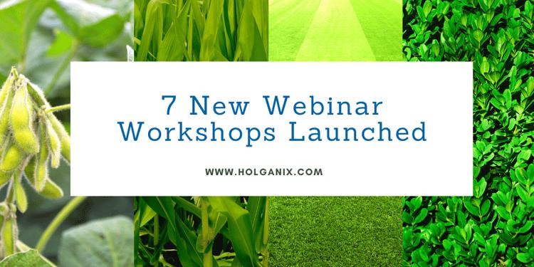 lawn and landscape workshops