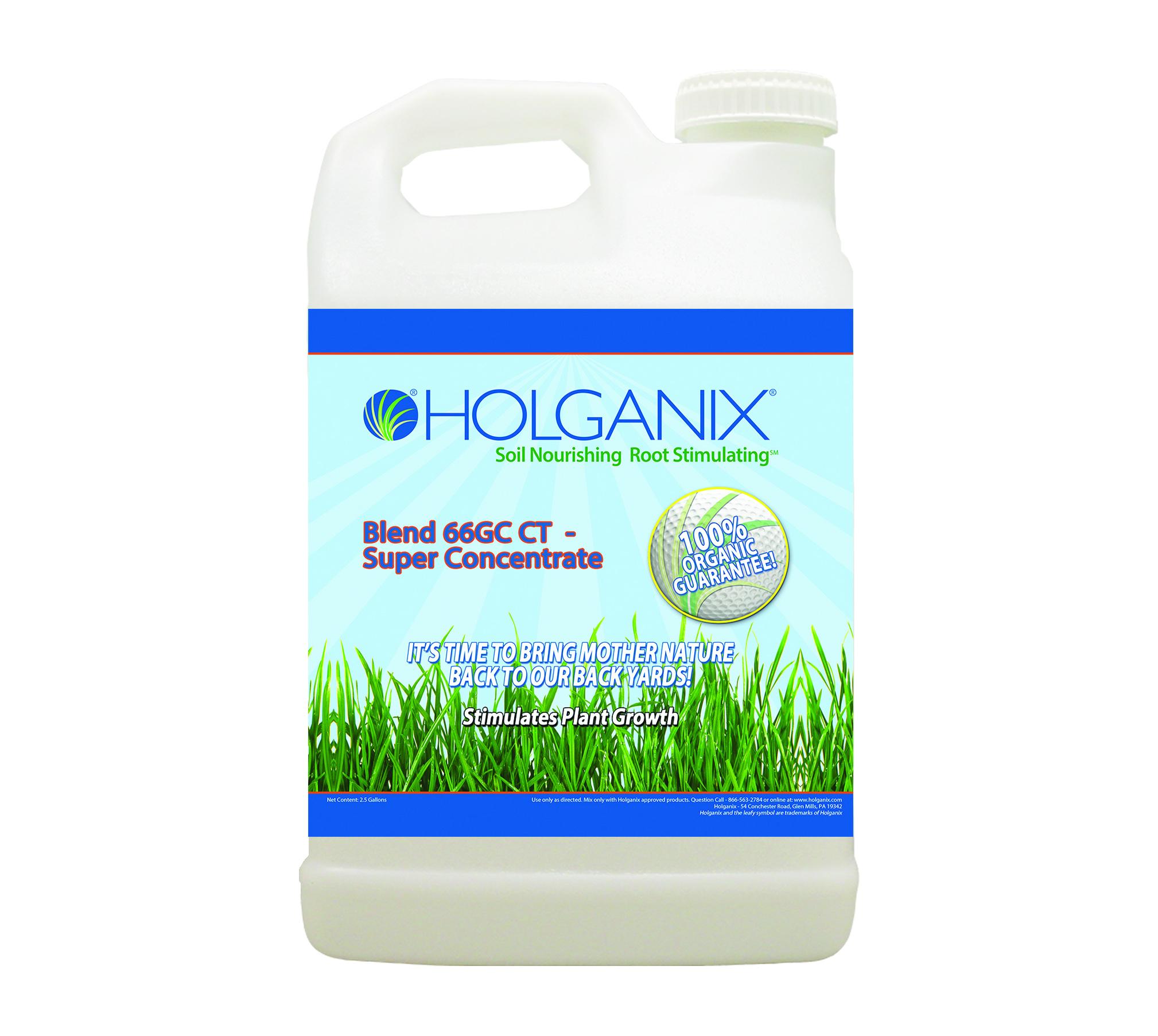 Holganix Golf