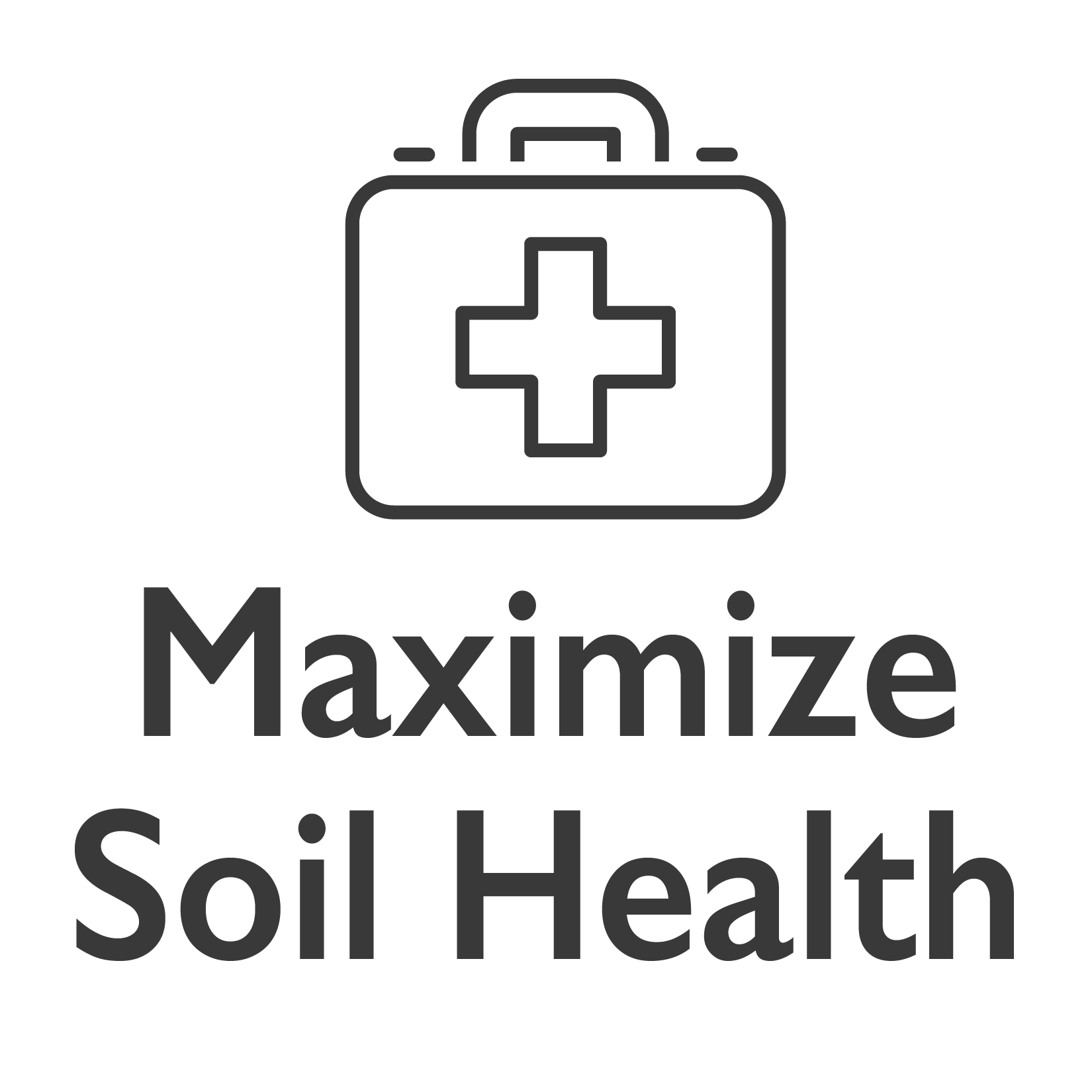 maximize soil health