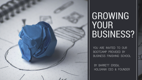 Growing Your Business? You're Invited to the BFS Bootcamp
