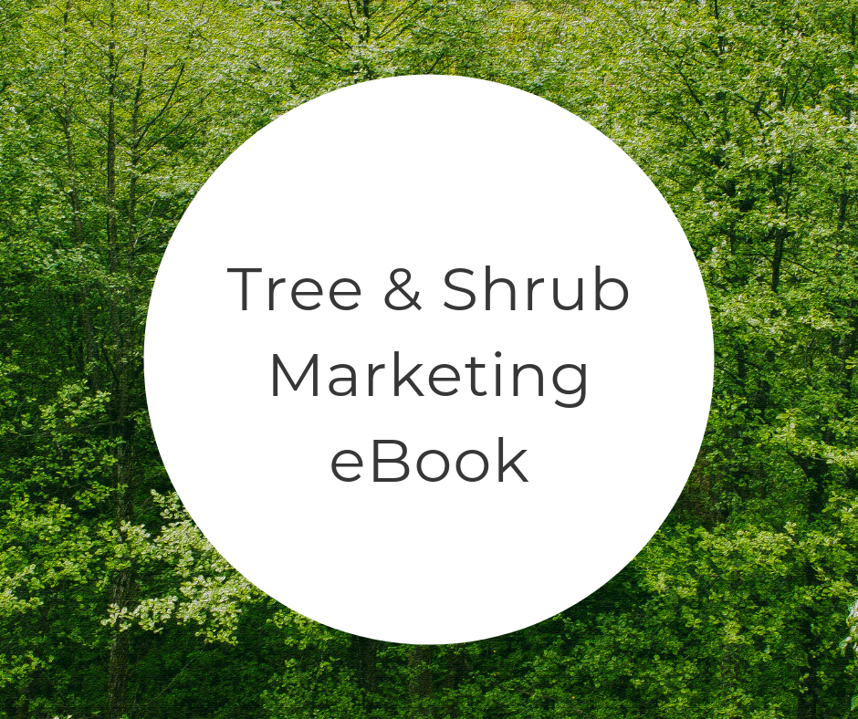 Tree & Shrub marketing ebook