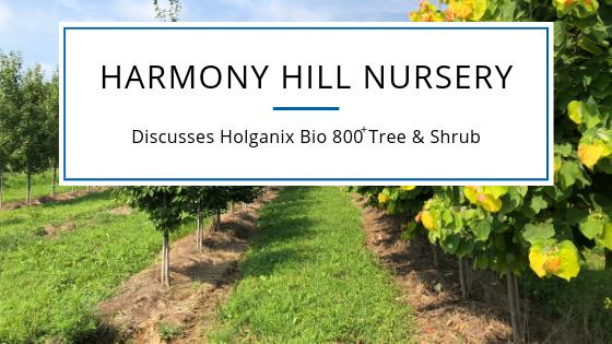 Harmony Hill Nursery
