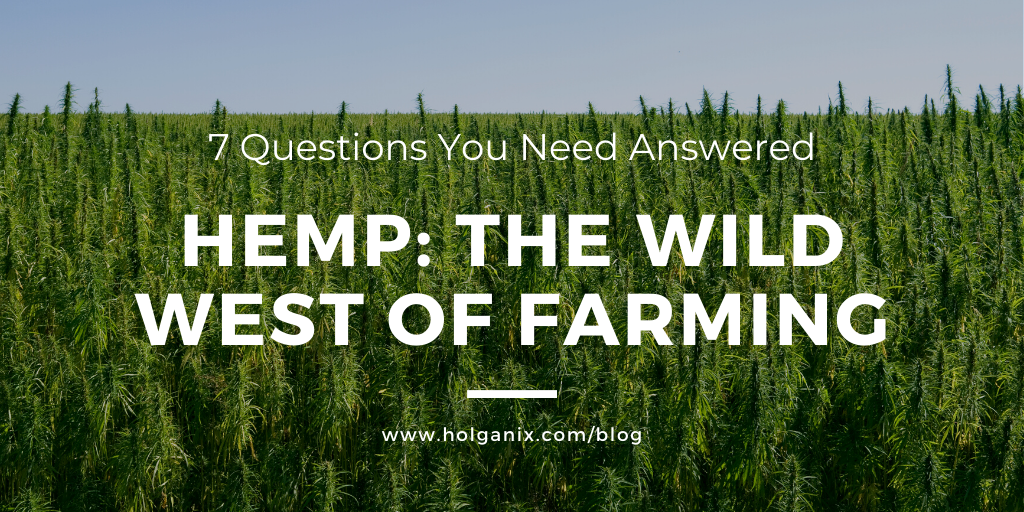 hemp questions