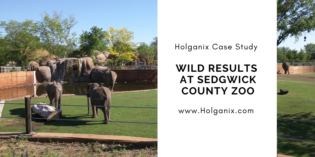 Case Study: Wild Results At Sedgwick County Zoo