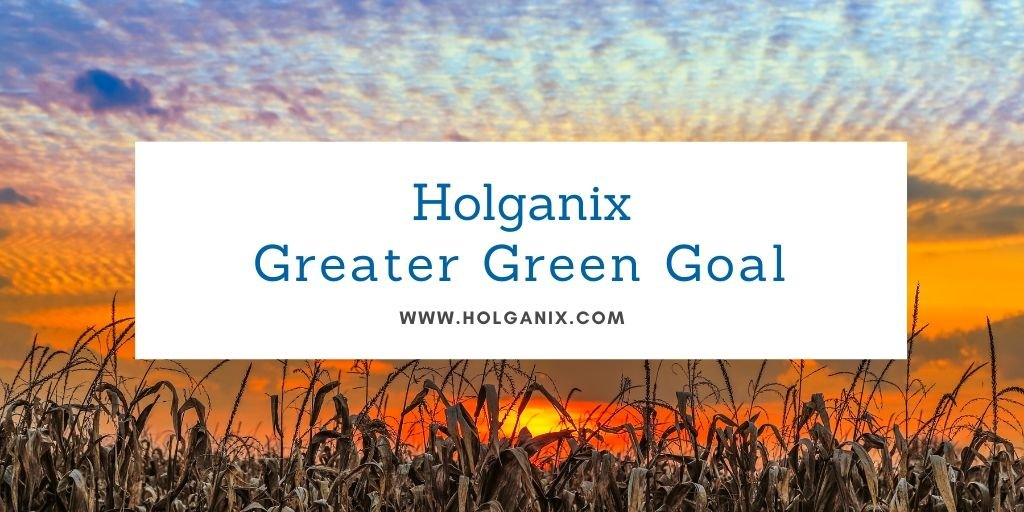 Holganix Greater Green Goal [UPDATE]